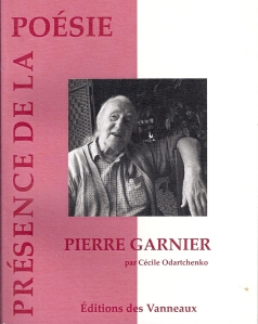 Pierre Garnier Présence